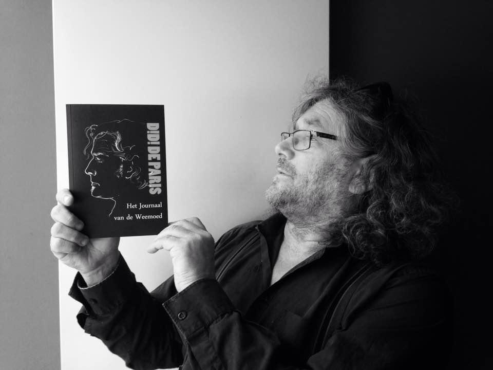 2 fiere auteur en boek